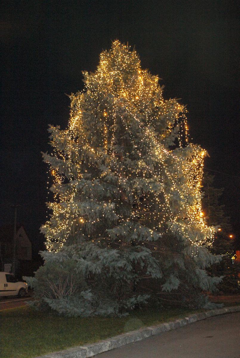 Vysvätenie stromčeka a zahájenie vianočných trhov 15.12.2017