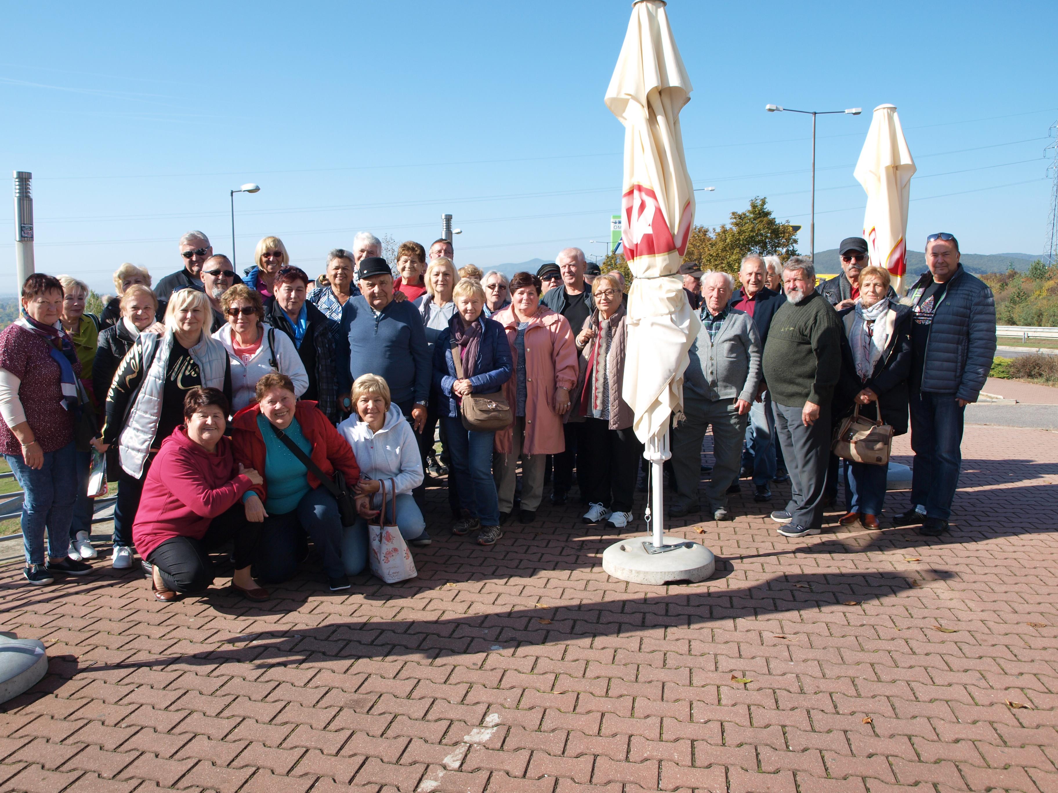 Dôchodcovia v Tatrách 5. - 7.10.2018