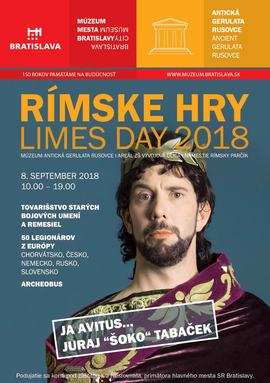 Rímske hry 8.9.2018